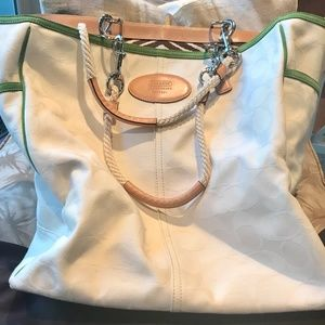 ♓️🅿️Reed Krakoff For Coach Limited Edition Tote🌴